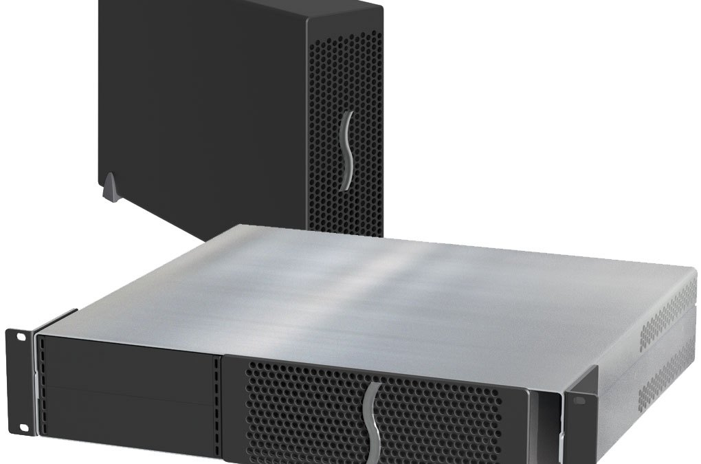 Sonnet Shows Off Echo Express III Thunderbolt PCIe Chassis