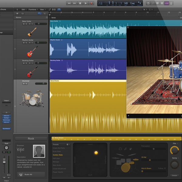 Apple Logic Pro X Has Arrived