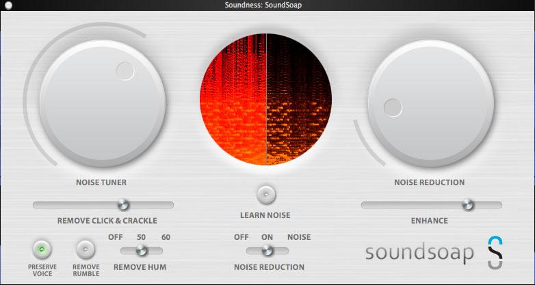 Soundness SoundSoap 3, Son of SoundSoap