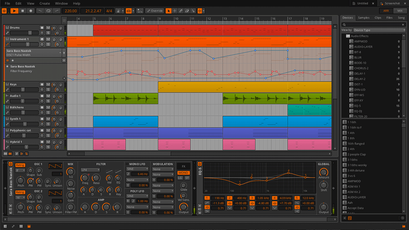 Bitwig Studio DAW Arrives on March 26