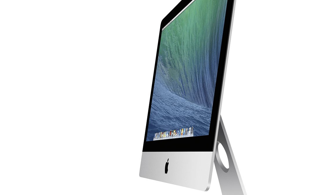 Apple Introduces New Entry Level 21.5-inch iMac