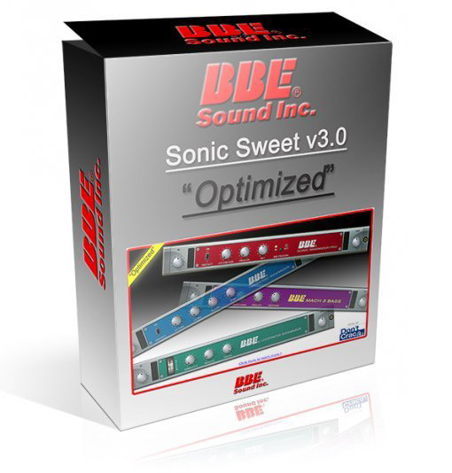 BBE Spills Sonic Sweet Optimized 3.0