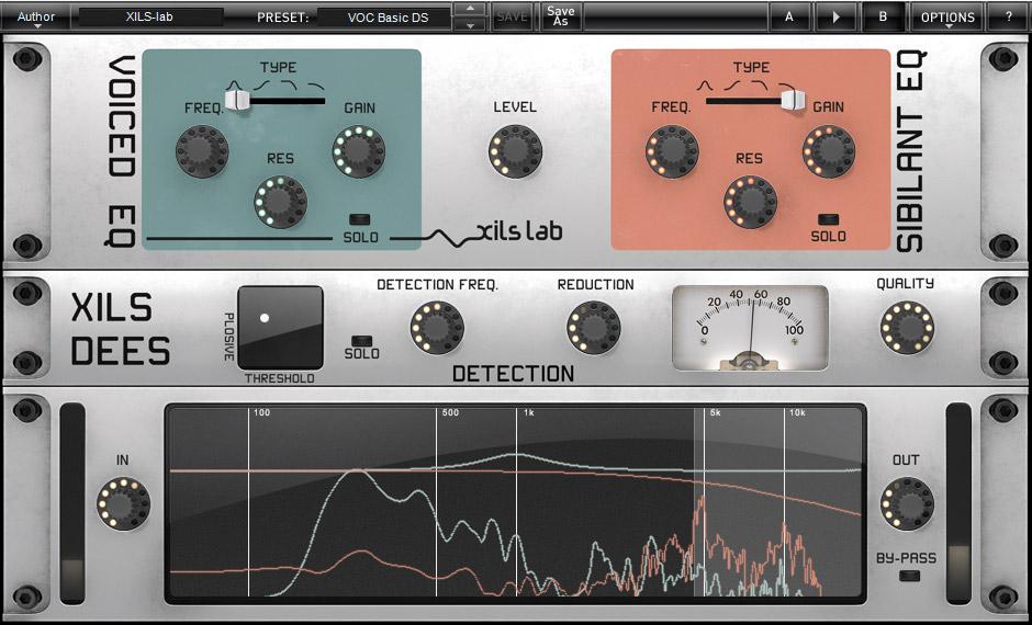 De-Esser | macOS Audio
