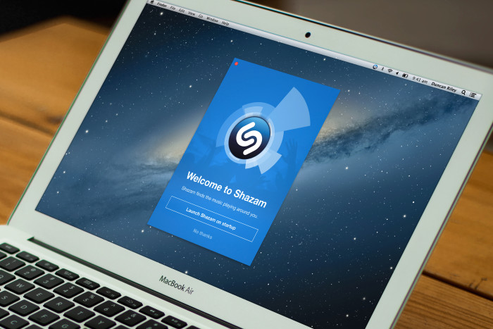 Shazam Audio Recognition Comes to the Mac