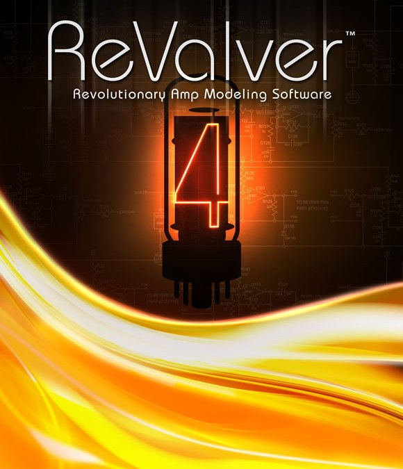 Peavey ReValver 4 Sports New Amp Engine and Cloning Tech