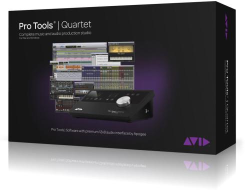 Pro Tools   Quartet