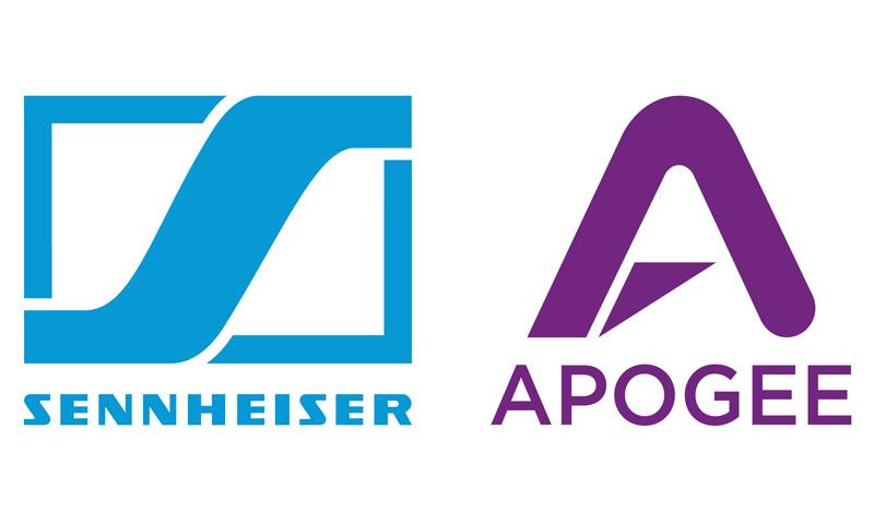 Apogee and Sennheiser Announce Partnership