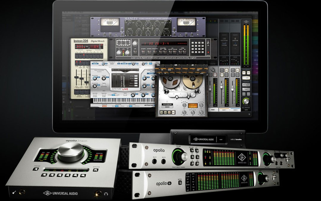 Universal Audio Apollo Expanded Unveiled at NAMM