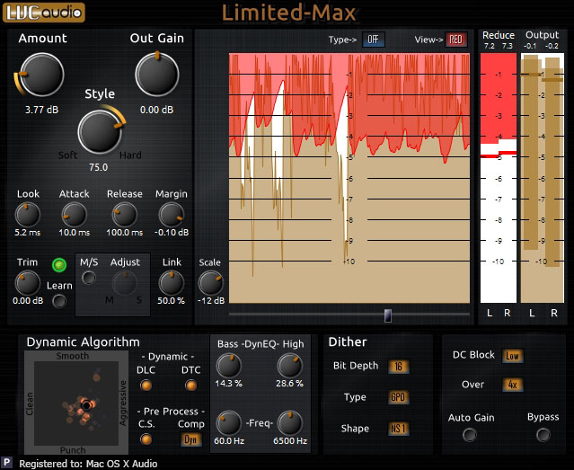 LVC-Audio Limited-MAX and Limited-T Released
