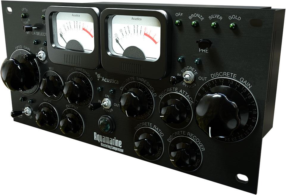 Acustica Announces Aquamarine Compressor
