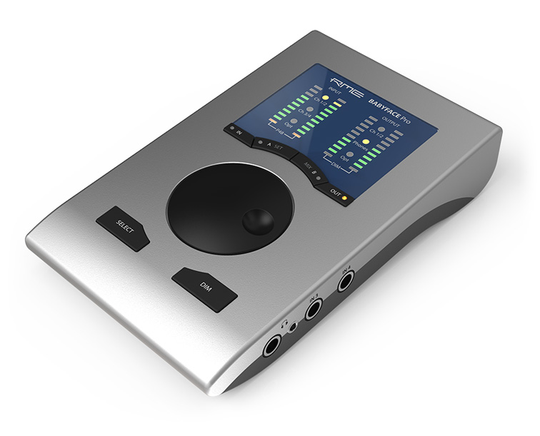 RME BabyFace Pro Delivers Fidelity and Efficiency