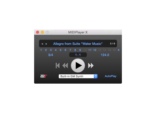 MethodRed MIDIPlayer X v2.0 adds custom controls