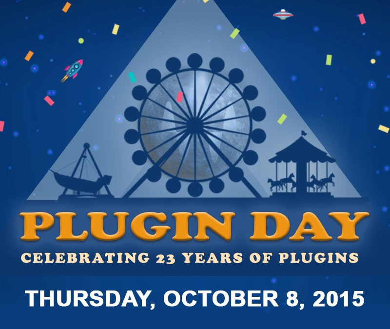 Waves Audio celebrates debut Plugin Day today