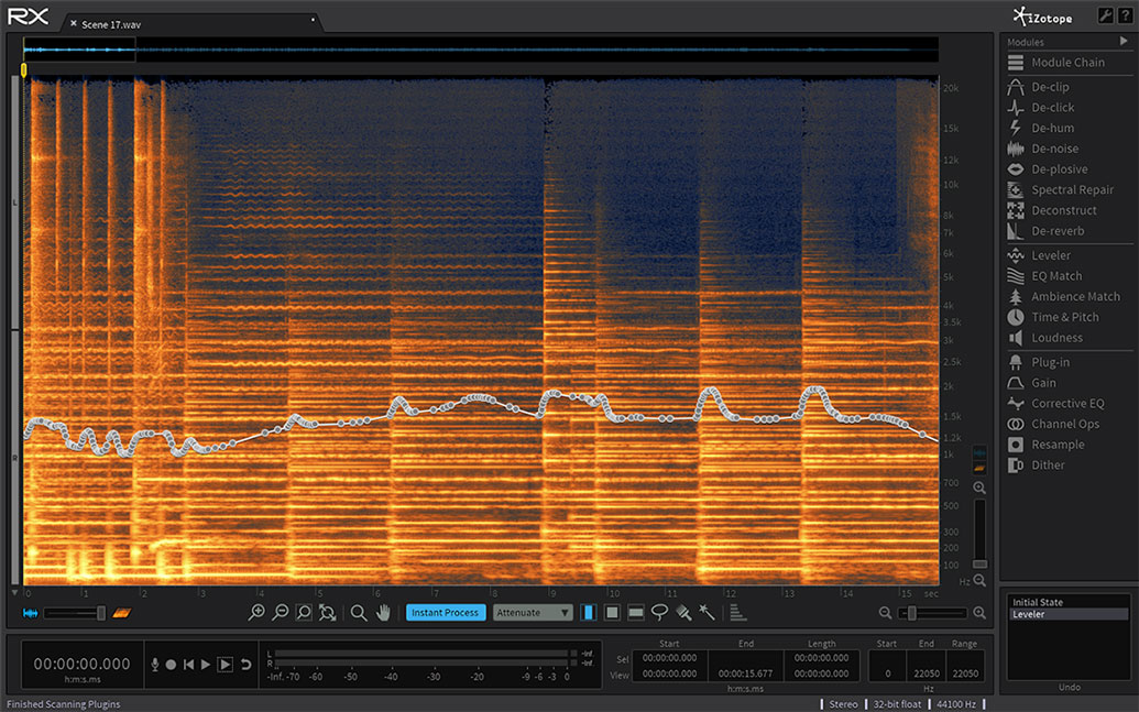 iZotope revs RX 5 Audio Editor and RX Post Production Suite