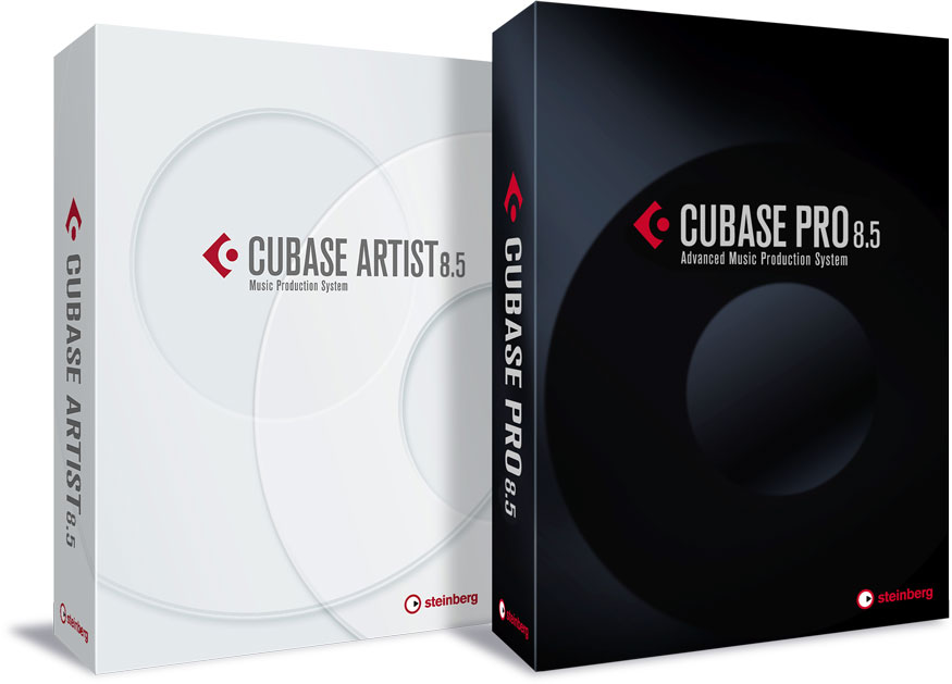 Cubase Pro 8.5 and Cubase Artist 8.5 are now available