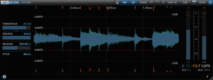 DMG Audio Limitless