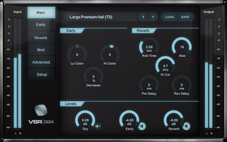 Relab VSR S24 plugin conjures iconic high-end original