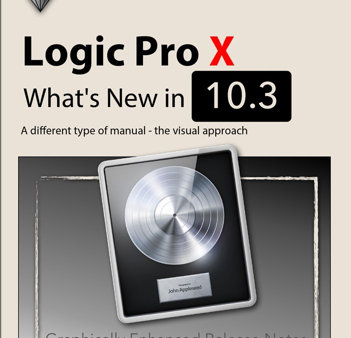 New ebook dives right into Logic Pro X 10.3