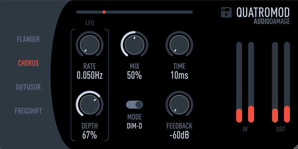 Audio Damage rolls classic mod plugins into new QuatroMod