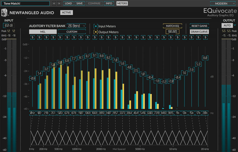 Newfangled Audio and Eventide give away EQuivocate plugin