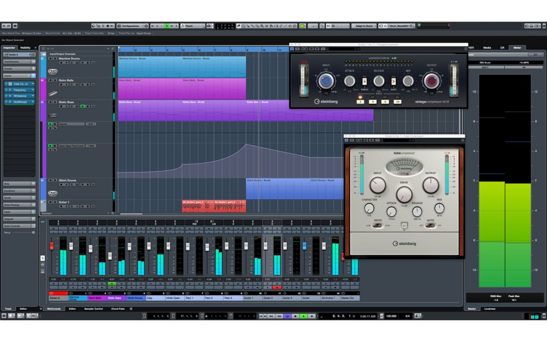 Steinberg stages early unveiling of Cubase 9.5