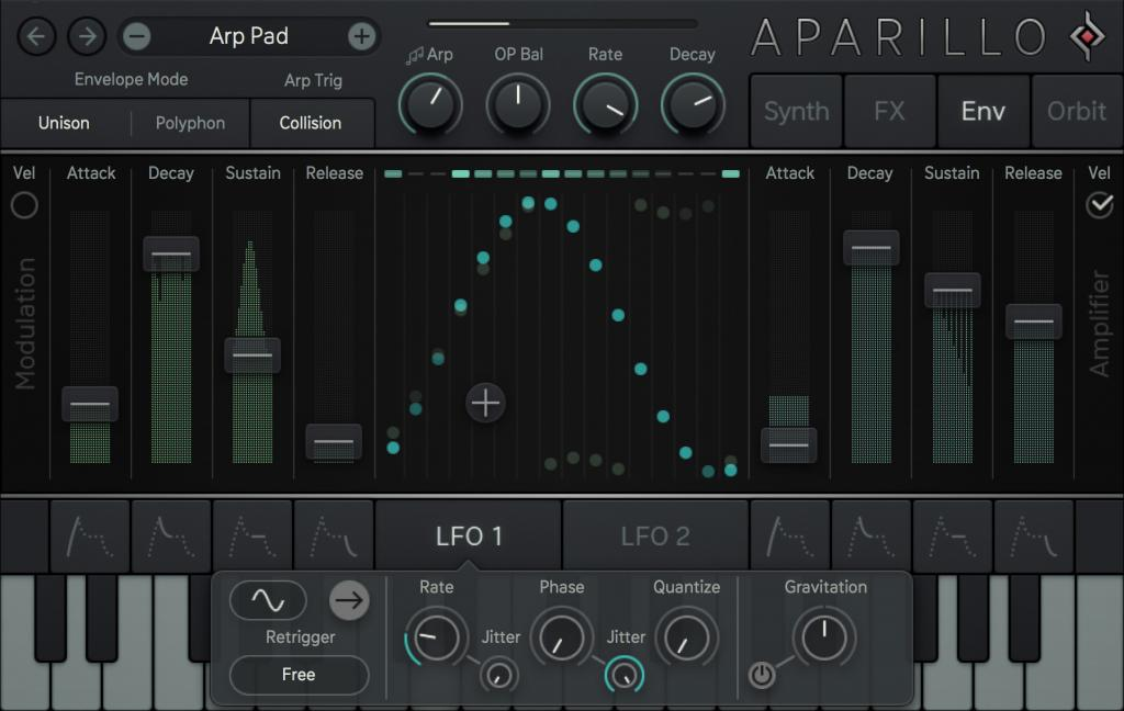 Sugar Bytes presents Aparillo textural synthesizer