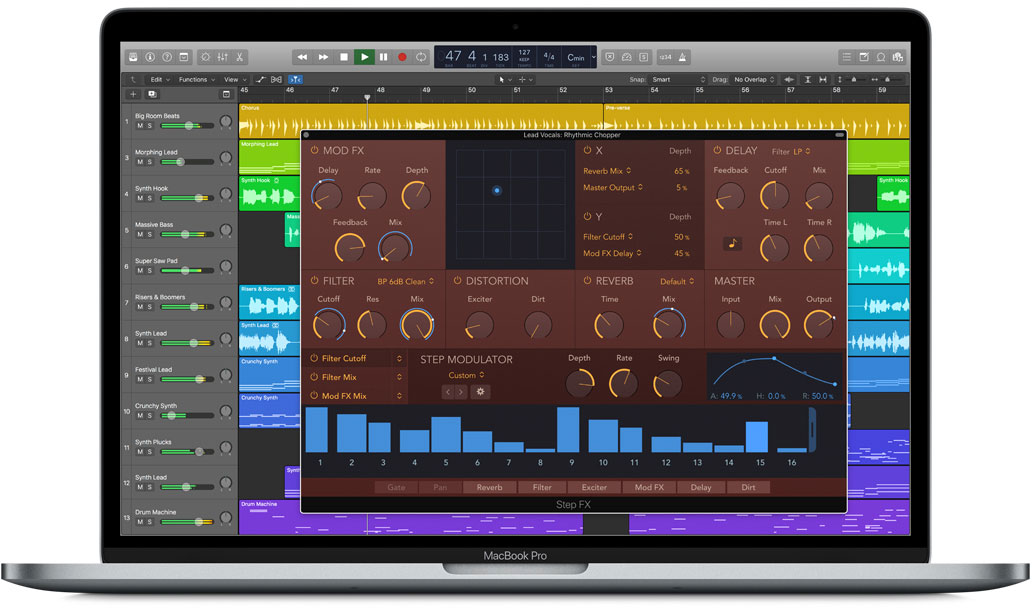 how to add plugins to logic pro x
