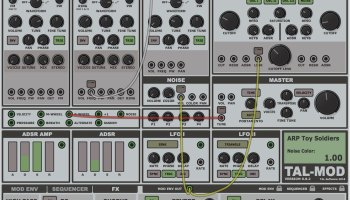 TAL-Sampler Emulates Our Favorite Old Samplers | macOS Audio