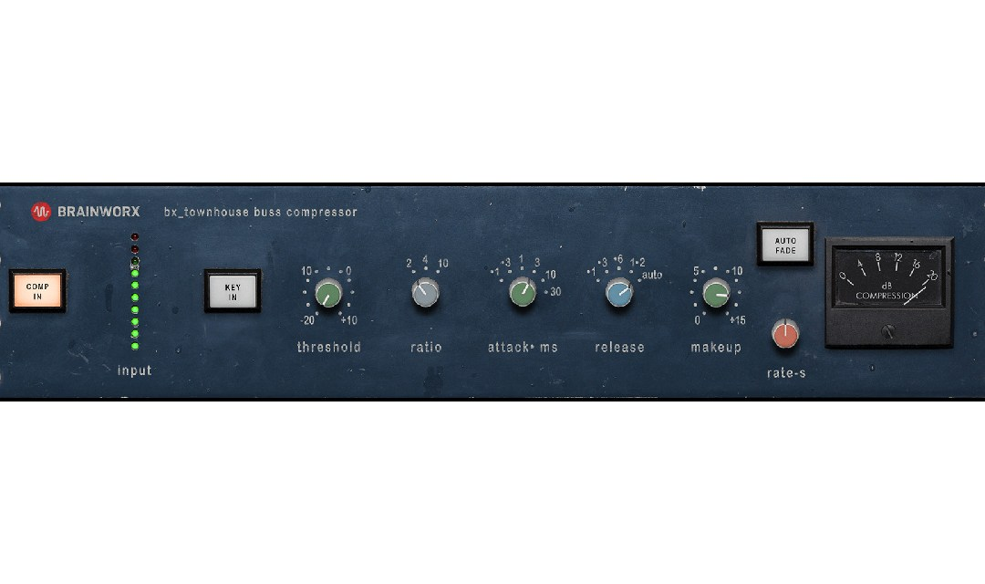 Brainworx bx_townhouse Buss Compressor models custom original