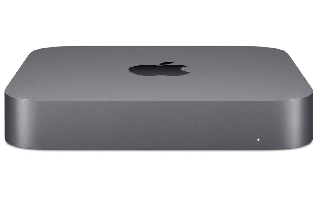 New Mac mini packs a huge punch