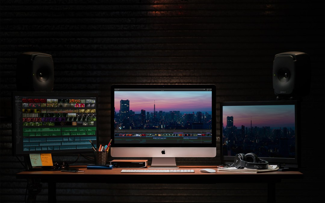 iMac gets a 2x performance boost