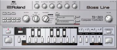 Roland Cloud TB 303