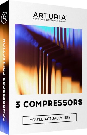Arturia 3 Compressors Youll Actually Use