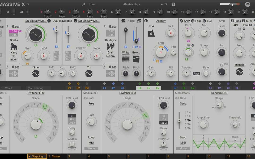 Native Instruments Massive X arrives