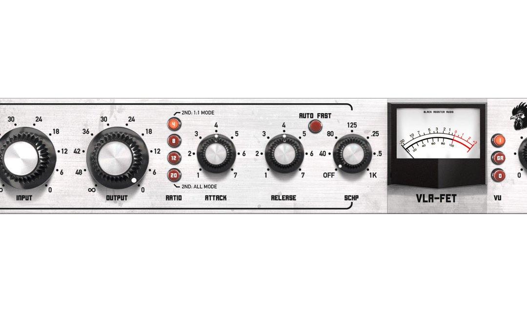 Black Rooster uncages VLA-FET leveling amplifier
