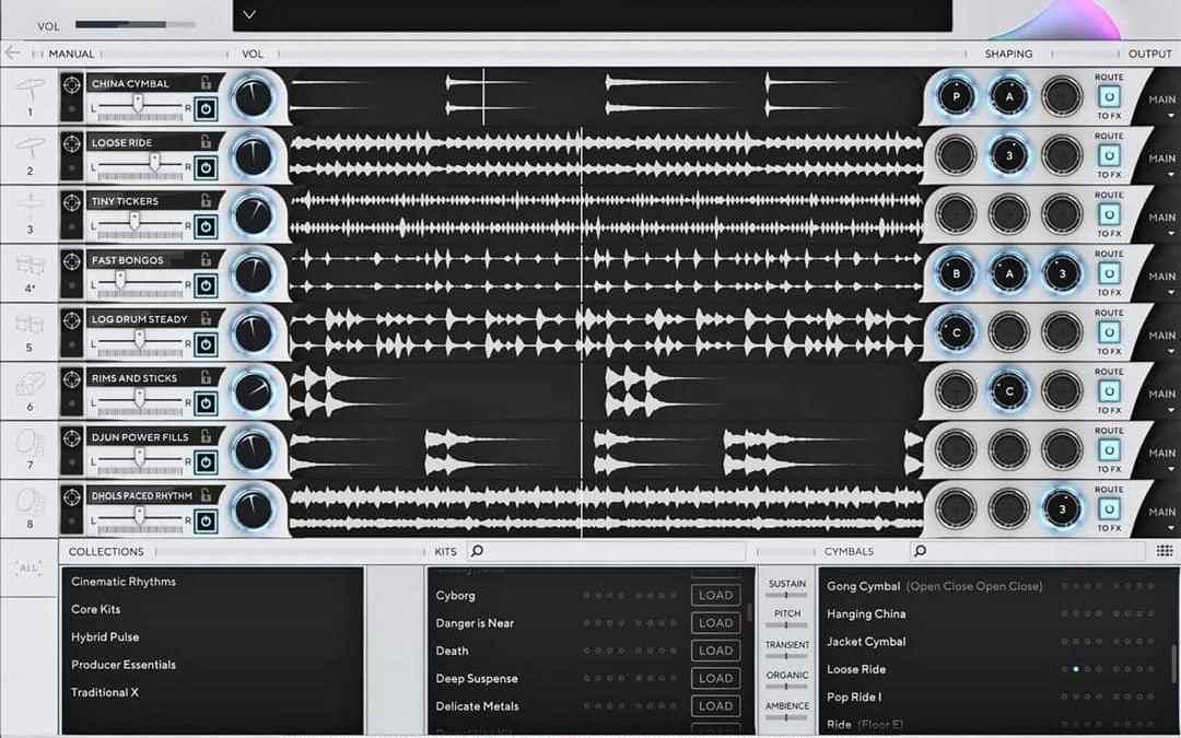 Auddict announces PercX cinematic percussion plugin