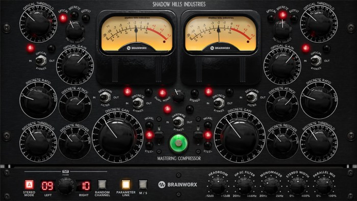 Plugin Alliance Shadow Hills Mastering Compressor Class A