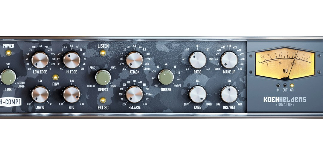 Black Rooster Audio launches the KH-COMP1 compressor