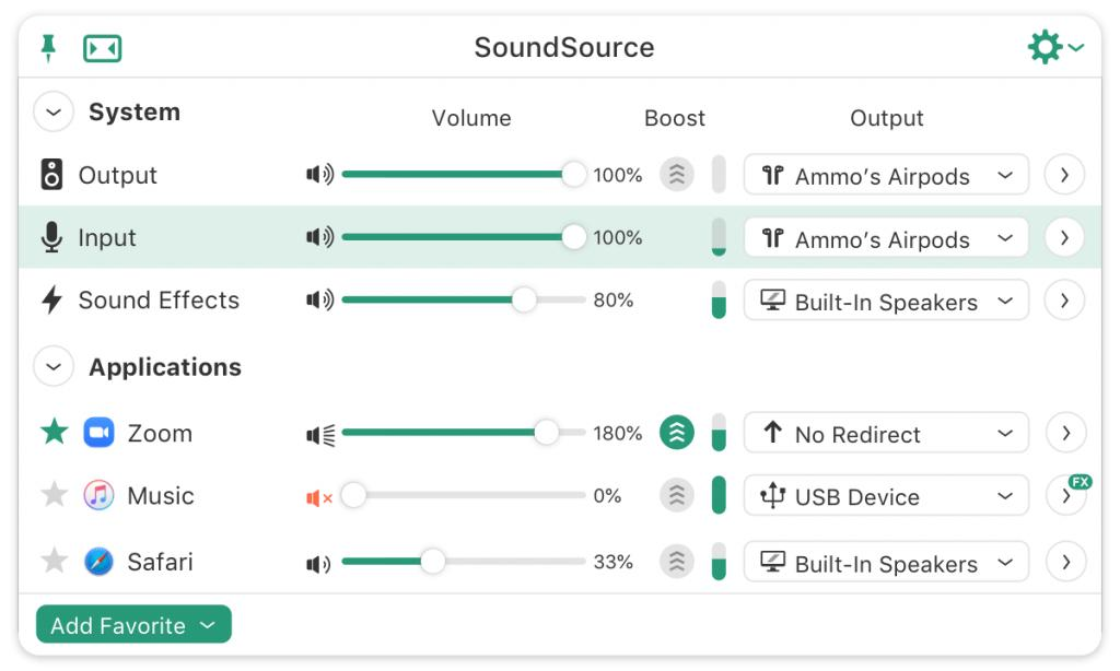 Rogue Amoeba reveals SoundSource 5