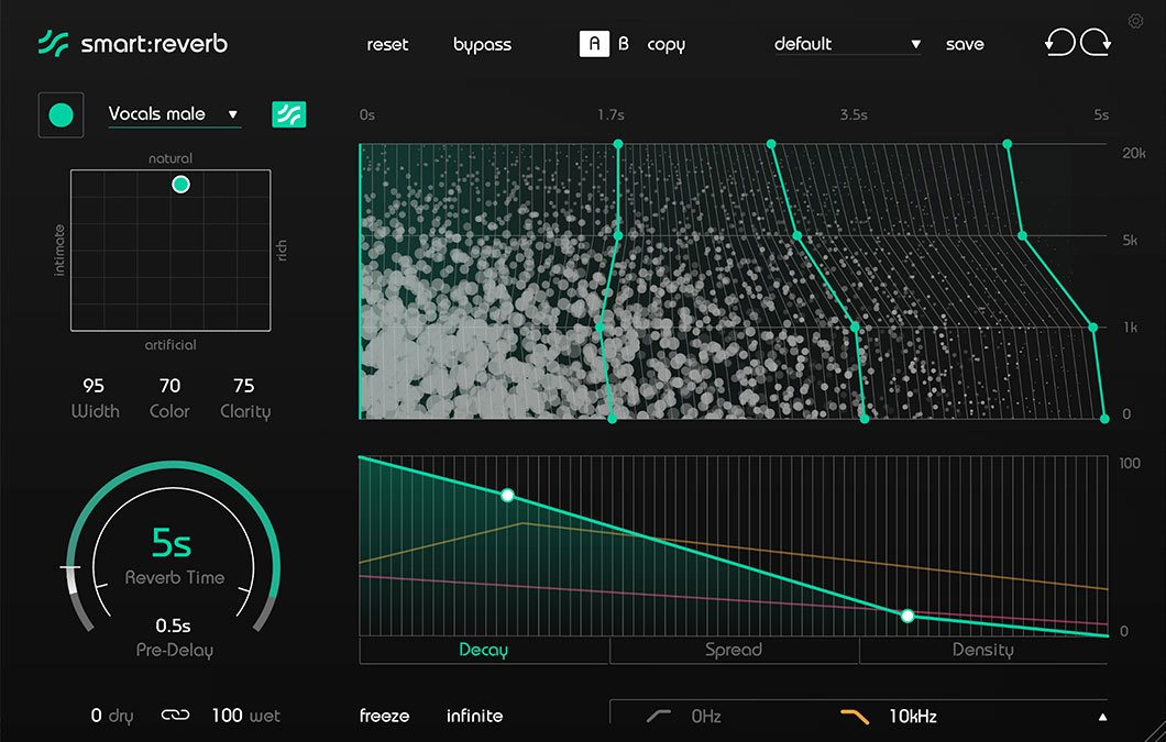 Sonible reveals smart:reverb source-adaptive reverb