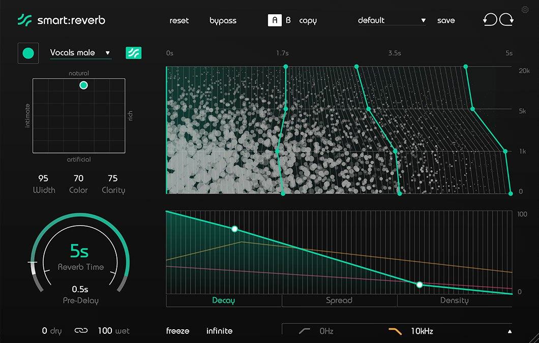 Sonible reveals smart:reverb source-adaptive reverb