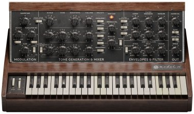 Softube Model 72 Synthesizer System