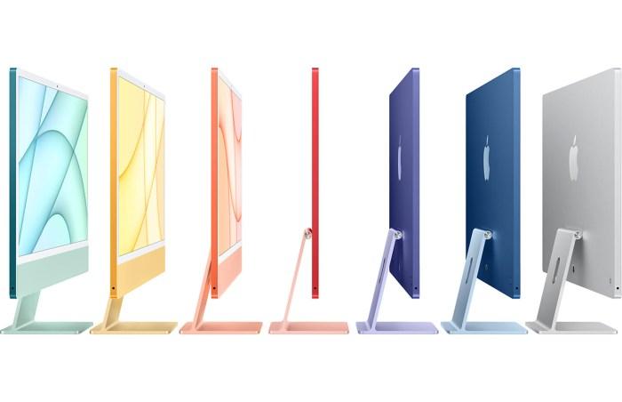 Apple M1 iMac (2021)