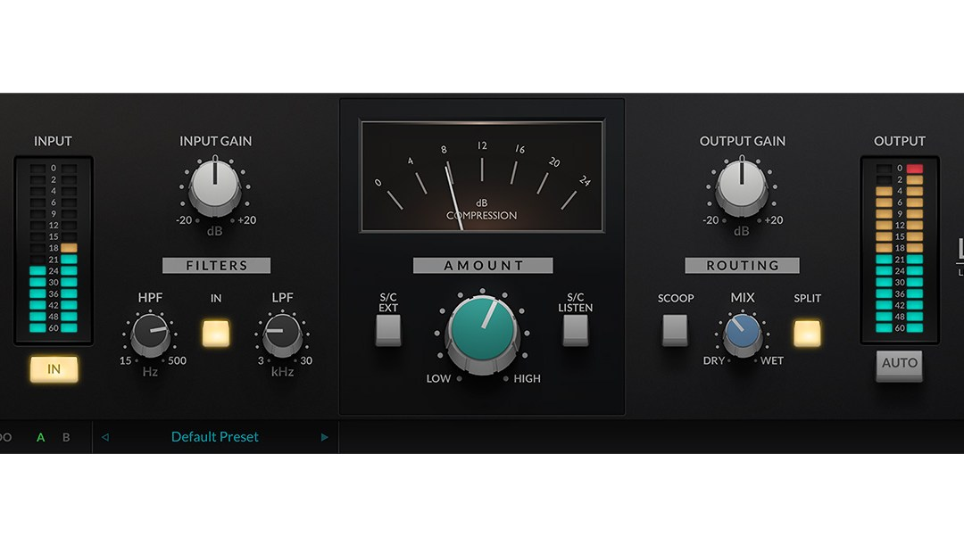 SSL launches new LMC+ classic compressor plugin