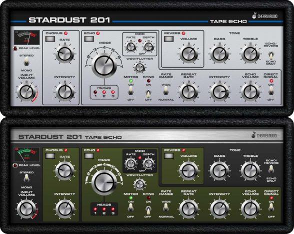 Cherry Audio Stardust 201 Tape Echo