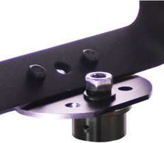 Under-mount Bracket for MacoLEDs Profile Spotlight