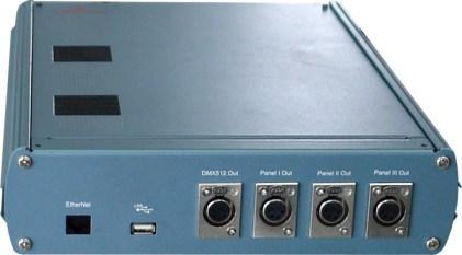 aurostar main controller mc-3 (bottom view)