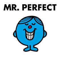 the perfect aspect, MacPherson Language Institute, Mr. Perfect, English Grammar, Learn English