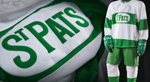 Saint Patrick's Day, Toronto St. Pats, Green Jersey, Toronto Maple Leafs, MacPherson Language Institute