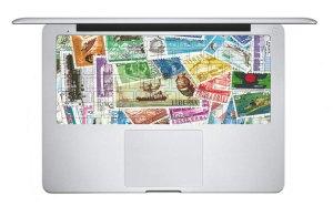 personnaliser macbook - stickers clavier